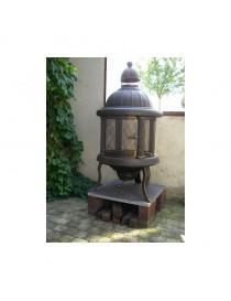 Actie Buitenhaard BBQ 52x145 cm