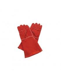 Paar vuurvaste handschoenen