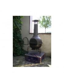 Buitenhaard BBQ 45x130 cm