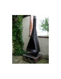 Tuinkachel 56x162 cm
